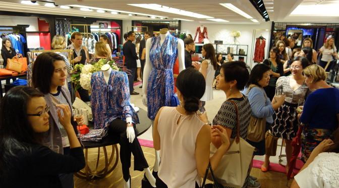 Recap: AAJA-Shanghai Tang 'Dress for Visual Impact' Workshop