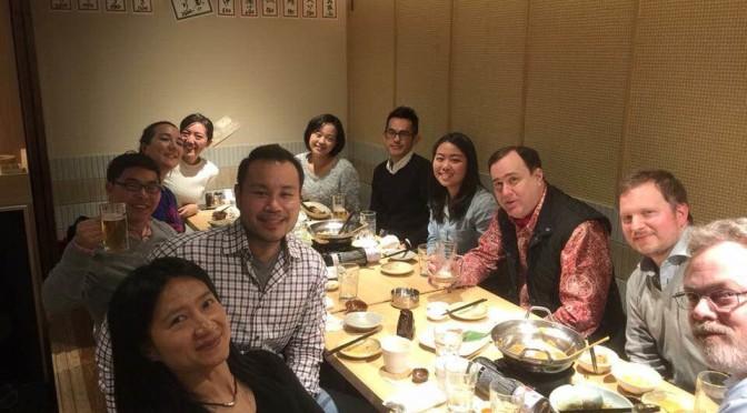Recap: Tokyo meets with Al Jazeera's Lister Lim
