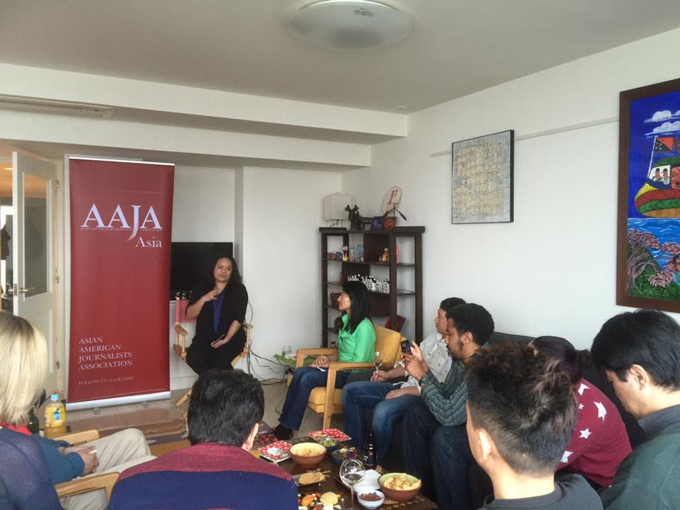 Recap: Tokyo talk with APIAVote founder