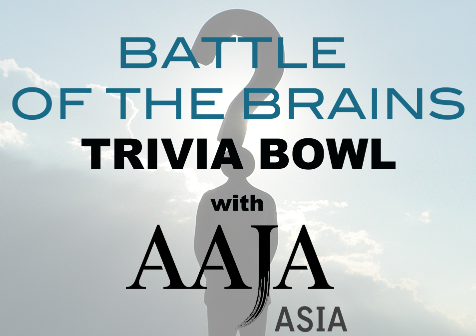 Battle of the Brains: AAJA-Asia Trivia Bowl in HK