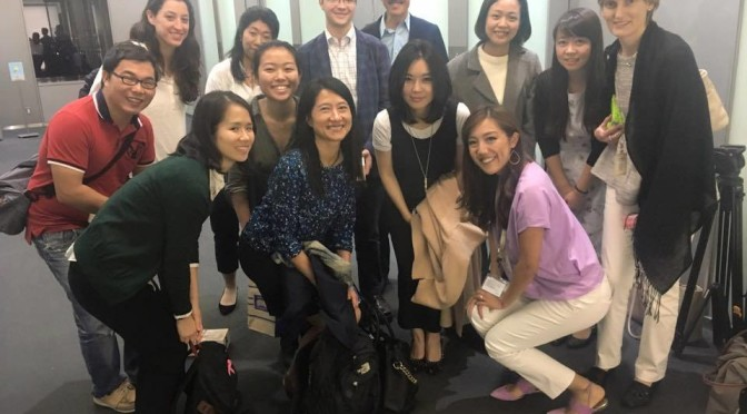 **AAJA-Asia Tokyo: A Talk with Hyeonseo Lee**