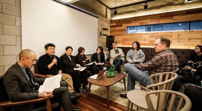 AAJA Asia Seoul subchapter organizes ethics panel event for Journalists