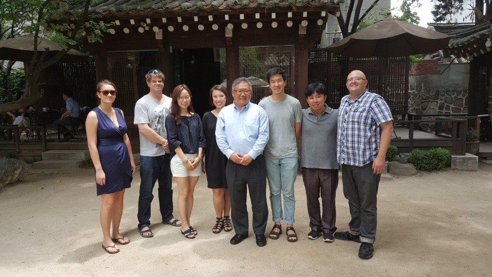 AAJA Seoul: Tea Talk with Kenneth Bae