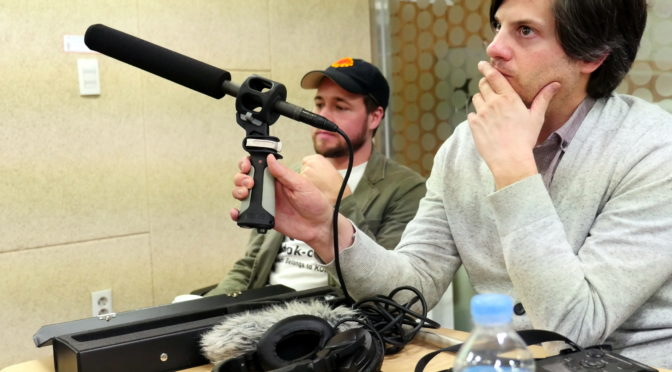 Writing For The Ear, And Other Lessons In Radio Journalism